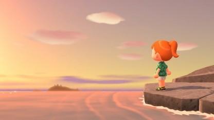New Horizons: Bei Animal Crossing zeichnet sich Speicher-Schikane ab - Golem.de