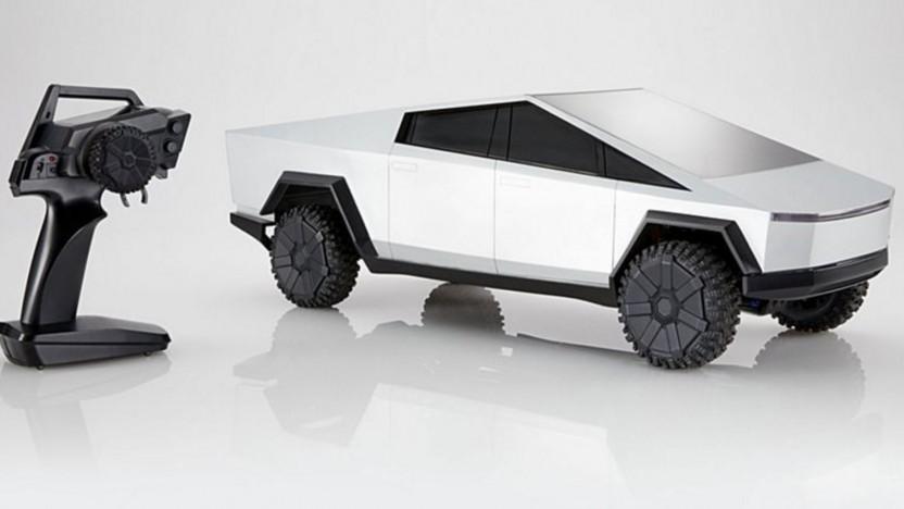 Cybertruck als RC-Modell