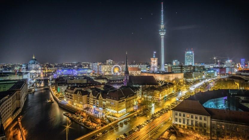 Kammergericht: Bald wieder im Berliner Landesnetz.