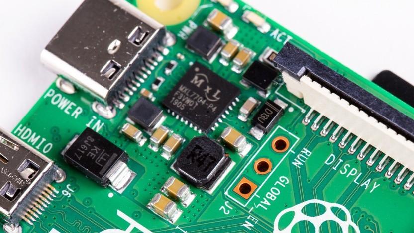 Der Raspberry Pi 4 unterstützt jetzt mehr USB-C-Netzteile.