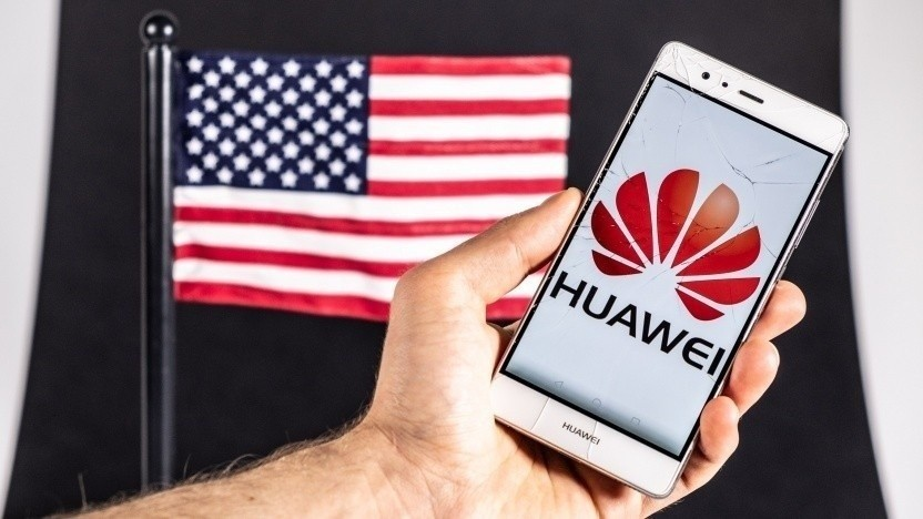 Google äußert sich erstmals zum US-Handelsembargo gegen Huawei.
