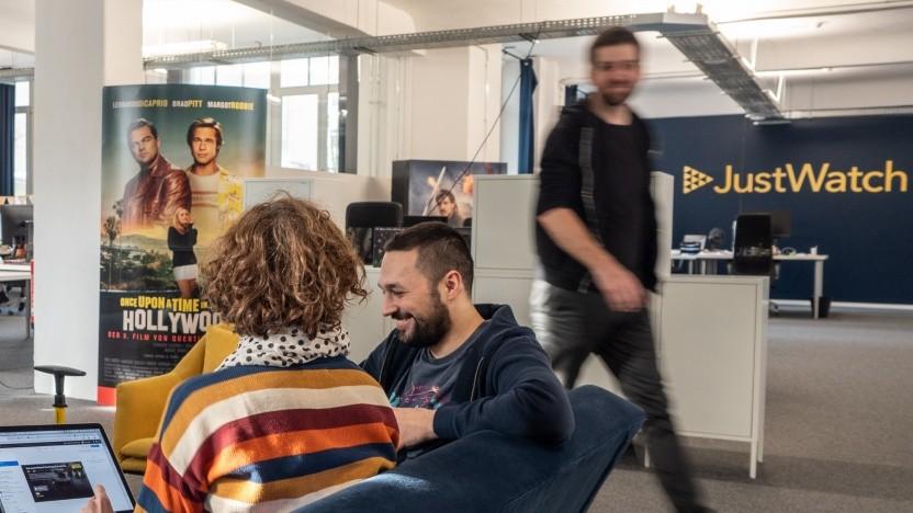 Justwatch betreibt international eine Suchmaschine für Videostreaming und kommt aus Berlin.
