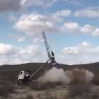 Beim Raketenflug: Anhänger der Flache-Erde-Theorie tödlich verunglückt