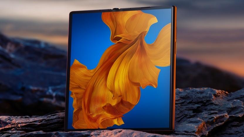 Das Mate Xs von Huawei