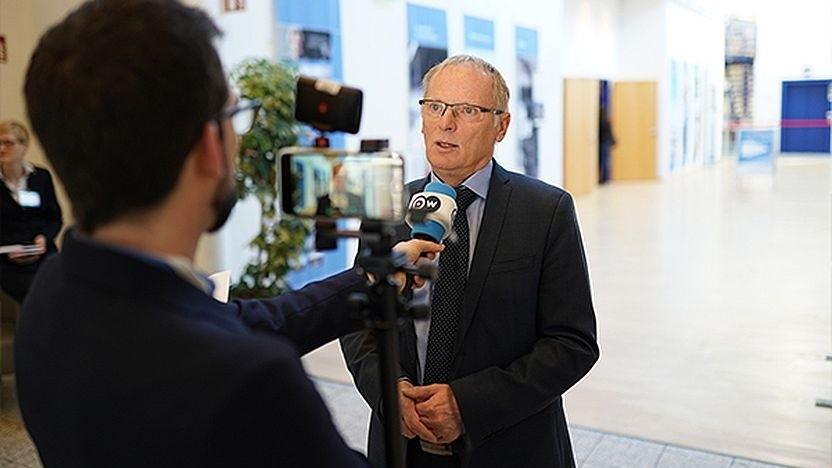 Der Chef der Bundesnetzagentur, Jochen Homann