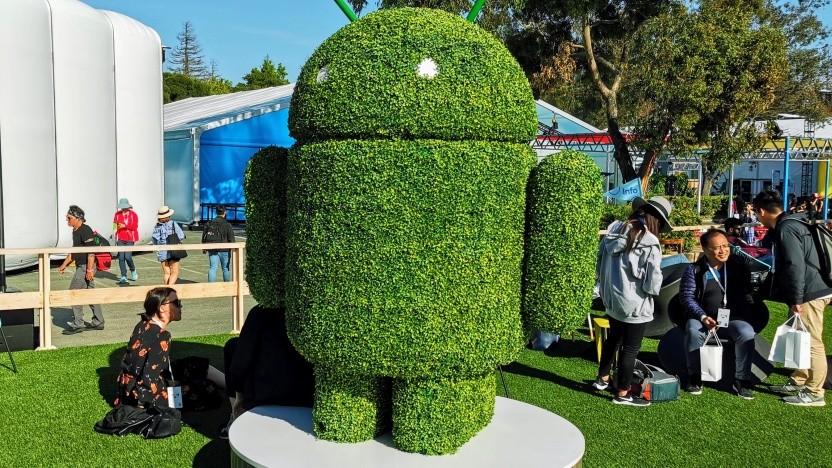 Google und Huawei könnten auch warten, bis Gras über die Sache gewachsen ist.