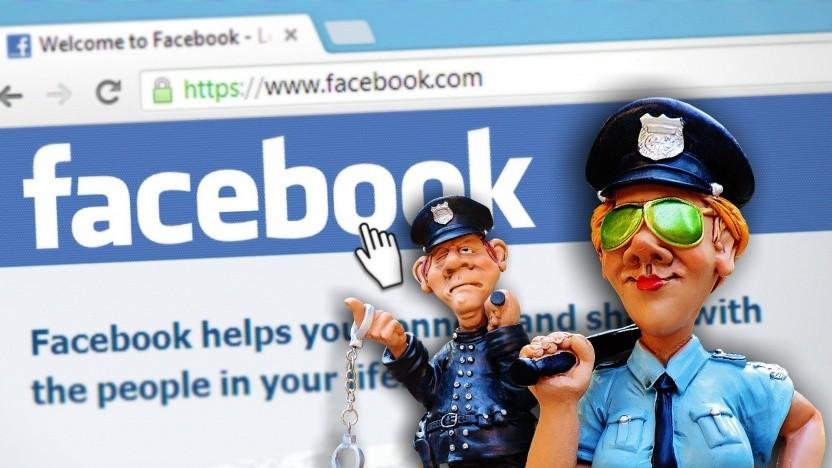 Facebook kann entscheiden, ob es Nutzerdaten schnell herausgibt.