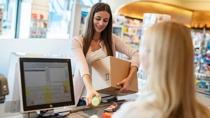 Onlineshopping: DM-Drogeriemärkte nehmen alle Pakete an - Golem.de
