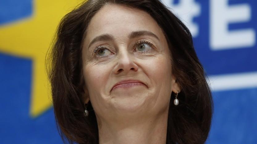 Die SPD-Europapolitikerin Katarina Barley würde Facebook-Fälle lieber anders lösen.