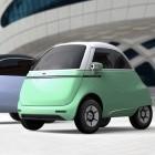 Kabinenroller: Microlino 2.0 und dreirädriger E-Motoroller Microletta geplant