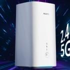 WLAN: Huawei bringt Wi-Fi-6-Router mit eigener CPU und 5G-Modem