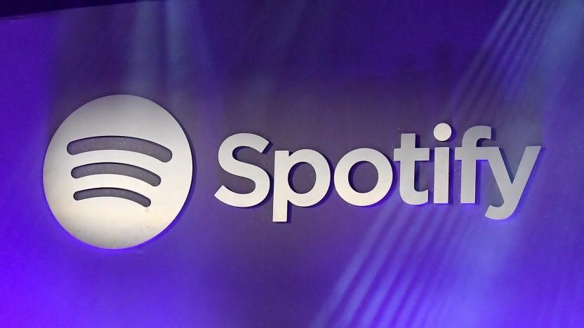 Neue Oberfläche für Spotify-App