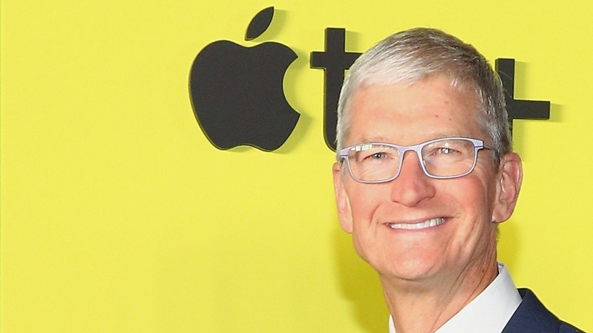 Apple-Chef Tim Cook nennt aber weiter keine Abozahlen zu Apple TV+.