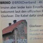 Ruhrgebiet: Abbruchhaus bekommt Glasfaseranschluss von der Telekom