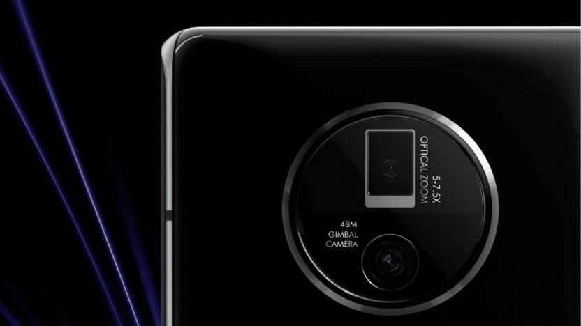 Die Kamera des Vivo Apex 2020