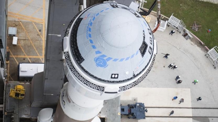 Boeings Starliner wird von einer Atlas-V-Rakete in den Orbit transportiert.