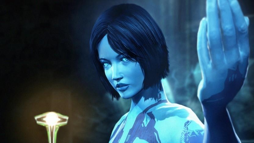 Cortana stammt eigentlich aus der Spielereihe Halo.