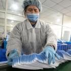 Coronavirus: Sharp produziert Schutzmasken statt Fernseher