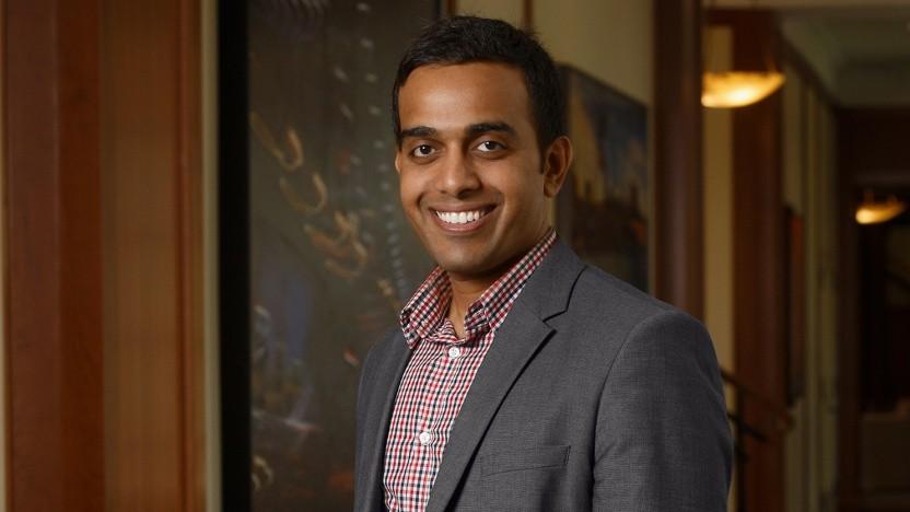 Prashanth Chandrasekar ist CEO von Stack Overflow. Er stammt aus Bangalore.