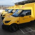 Elektrotransporter: Rückruf für Streetscooter der Post wegen Brandgefahr