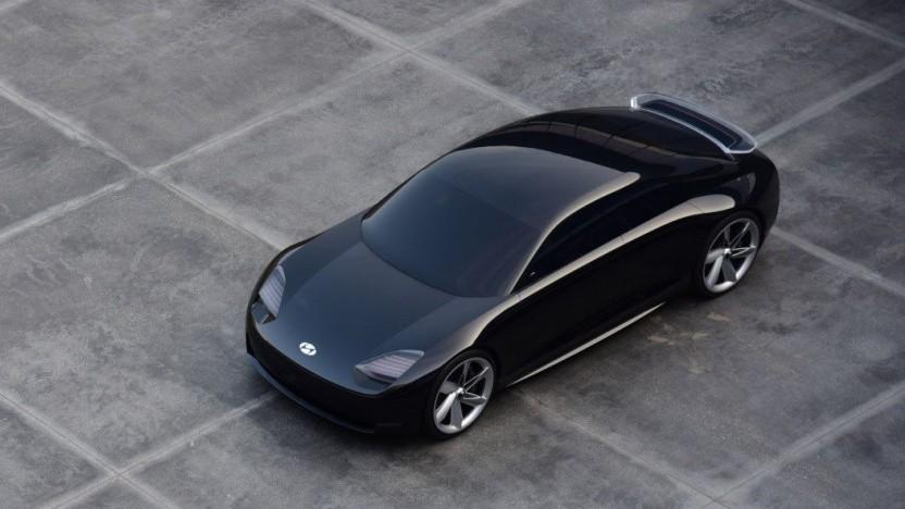 Hyundai Prophecy: neue Plattform für größere Elektroautos