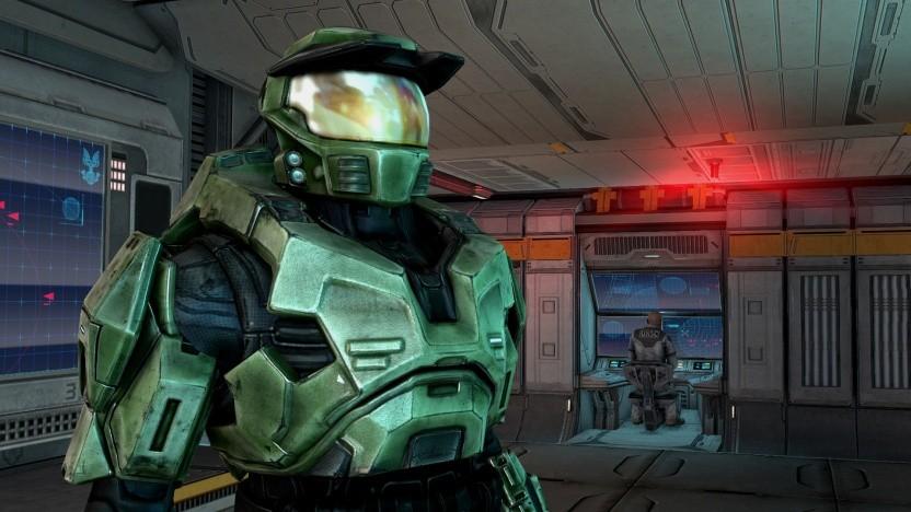 Der Master Chief in Halo Combat Evolved Anniversary