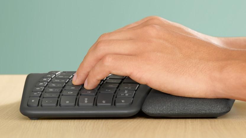 Ergo K860 Tastatur gibt es für 120 Euro.