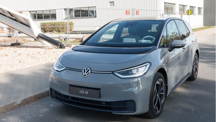 Elektroauto VW ID.3 - einem Elektroauto stehen viele Autofahrer in Deutschland noch skeptisch gegenüber.