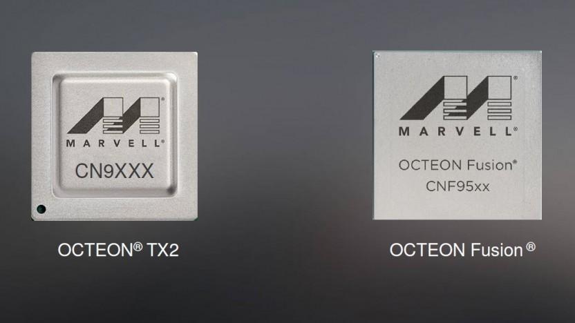 Octeon TX2 und Octeon Fusion