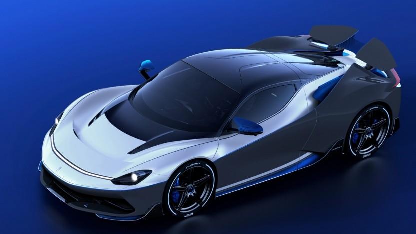 """Pininfarina Battista Anniversario: """"schneller als viele Rennwagen"""""""