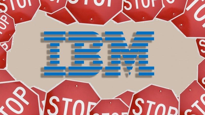 IBM stoppt Reisen wegen des Coronavirus.