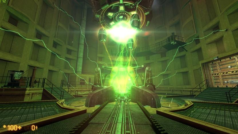 Szene aus Black Mesa