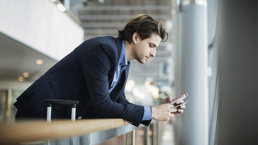 Mit o2-Handytarifen bleiben Selbstständige im engen Kontakt zu Kunden und Backoffice.