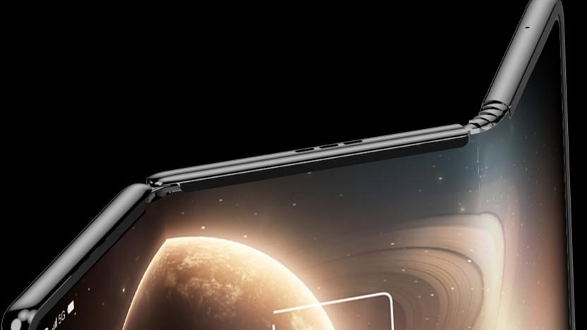 TCL zeigt neue Smartphone-Konzepte.