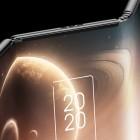 Smartphone-Konzepte: Ein Display zum Aufrollen und eins mit zwei Knicken