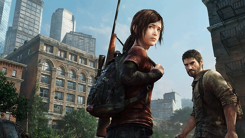 Artwork von The Last of Us