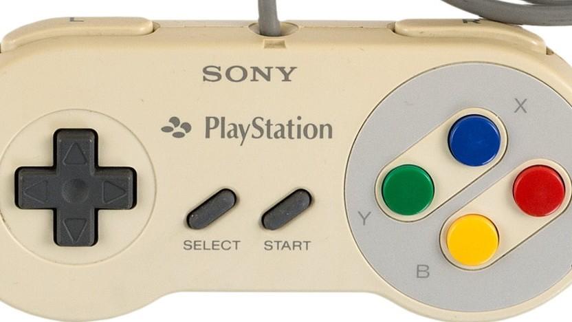 Controller der Nintendo Playstation