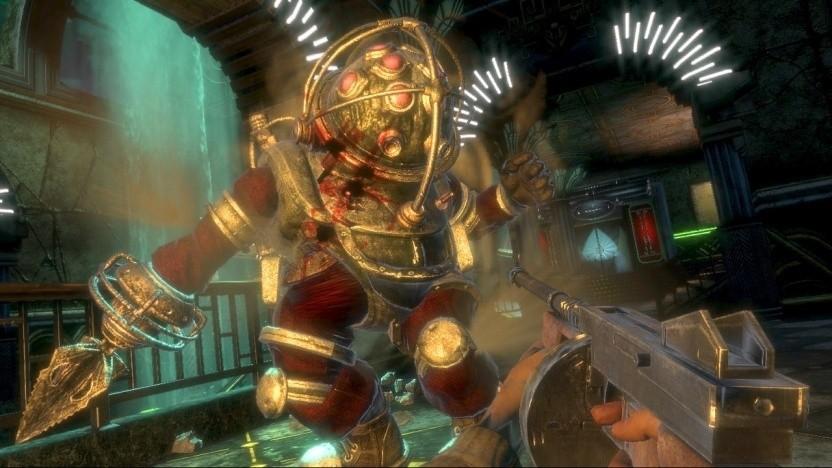 Artwork von Bioshock: Nvidia arbeitet daran, die 2K-Spiele wieder zu aktivieren.