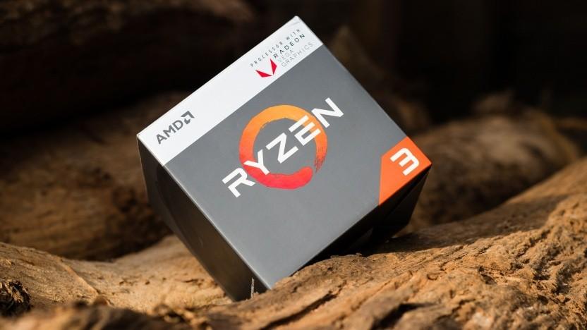 Auch Ryzen-Prozessoren von AMD sind betroffen.