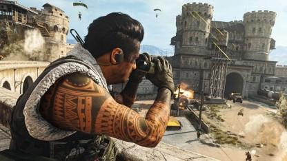 Artwork von Call of Duty Warzone