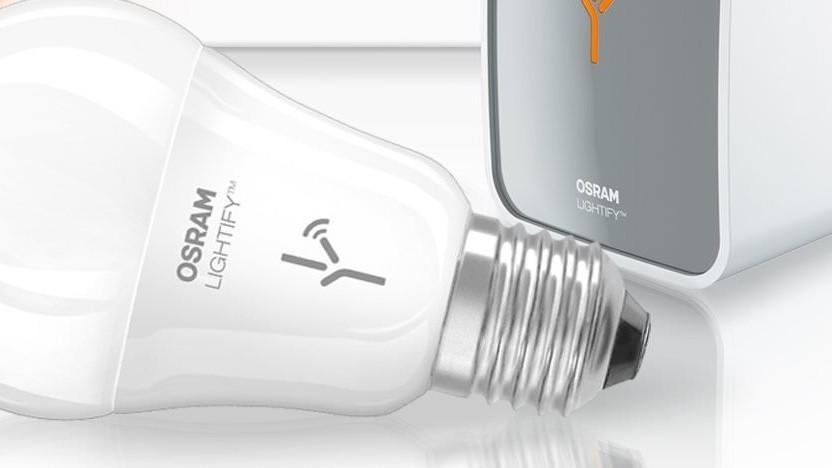 Der Support für Osram Lightify endet.