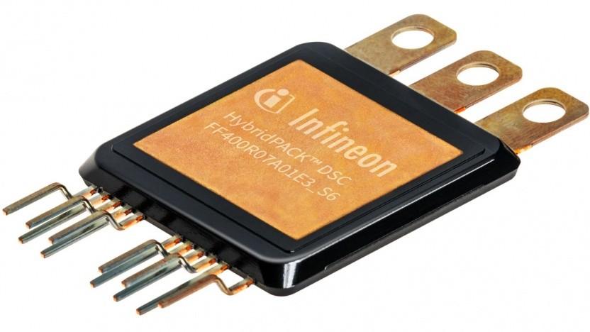 Chip von Infineon