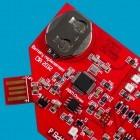 Arduino: Diese Visitenkarte ist ein Super-Mario-Spielender-Würfel