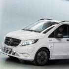 Kleintransporter: Neuer E-Vito mit deutlich größerer Reichweite