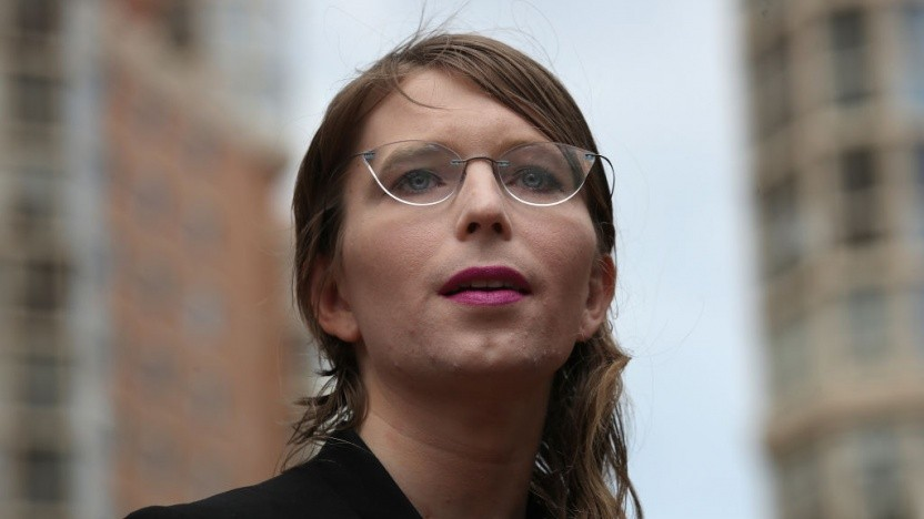 Chelsea Manning im Mai 2019