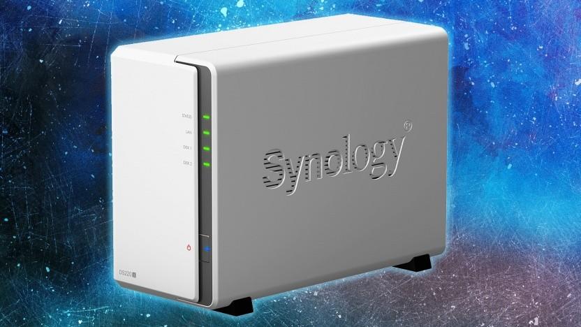 Synology baut ein neues Einsteiger-NAS.