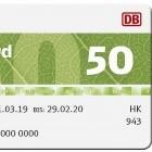 Deutsche Bahn: Bahncard muss zweiwöchiges Widerrufsrecht bieten