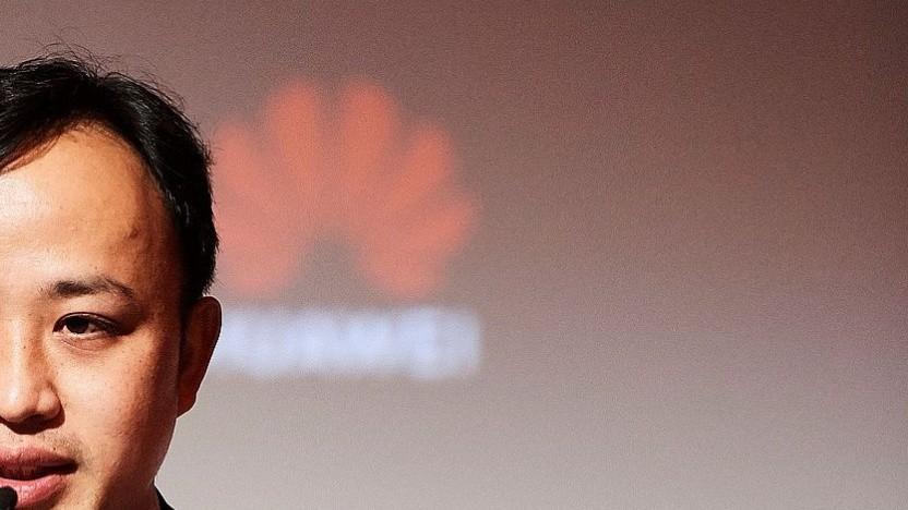 Abraham Liu, Vize-Präsident von Huawei Europa, am 4. Februar 2020 bei einem Neujahrsempfang in Brüssel