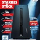 Medion Akoya E62009: Hexacore mit 16 GByte RAM für 500 Euro