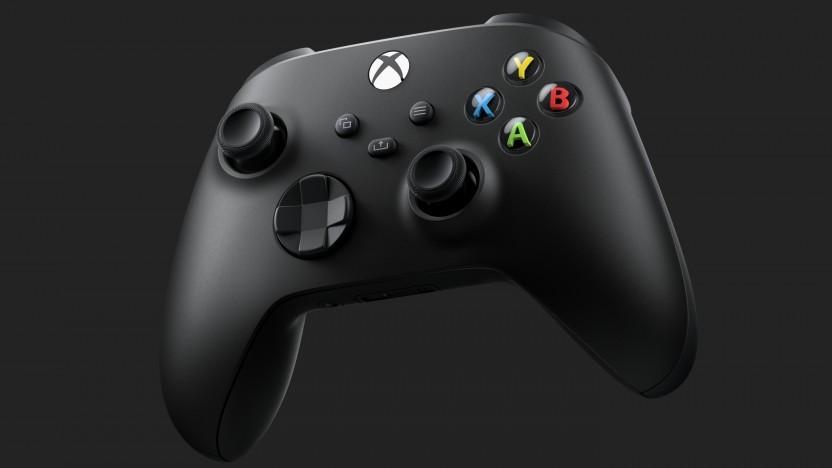 Gamepad der Xbox Series X